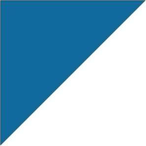 Unterlegscheiben - Dreieck