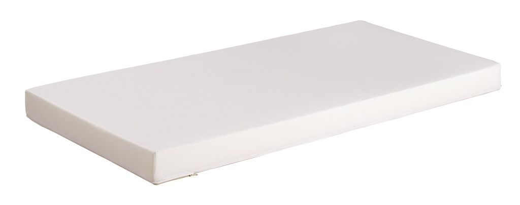 Matratze 130 x 55 cm, weiß