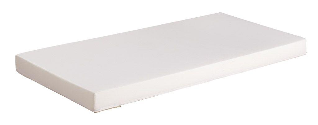 Matratze 130 x 60 cm, weiß
