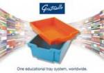 Kunststoffschubladen von Gratnells