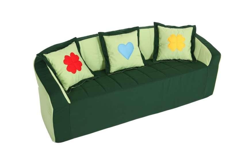 Sofa / light grün