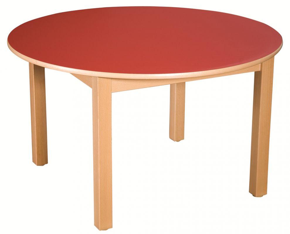 Kreistisch run 100 cm