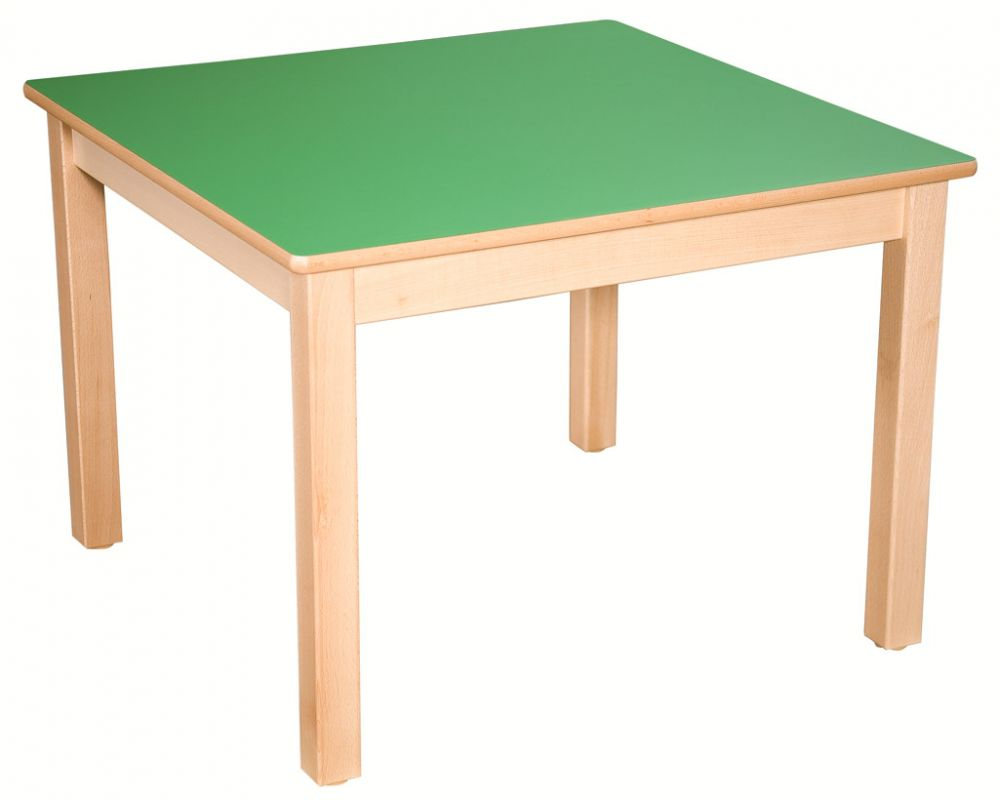 Quadrat Tisch 80 x 80 cm