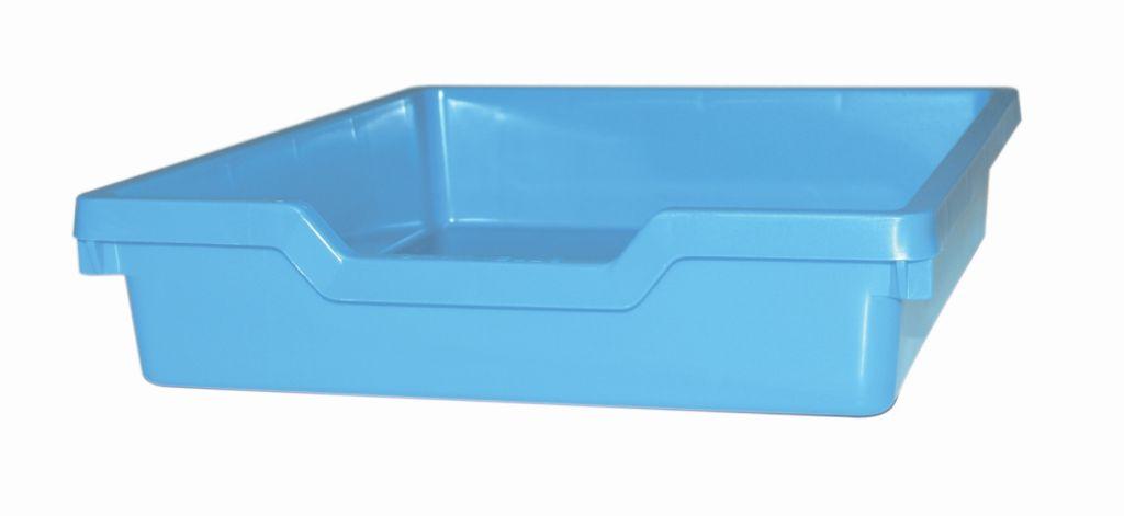 Plastik-boxe N1 SINGLE - hellblau Gratnells