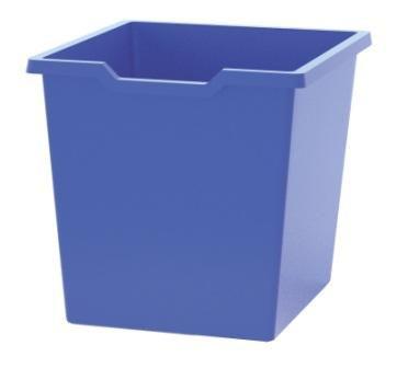 Plastik-box N3 JUMBO - blau Gratnells