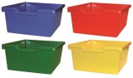 Farbenmix  - Korpusschrank mit 6+2 Plastik-Schubfächer