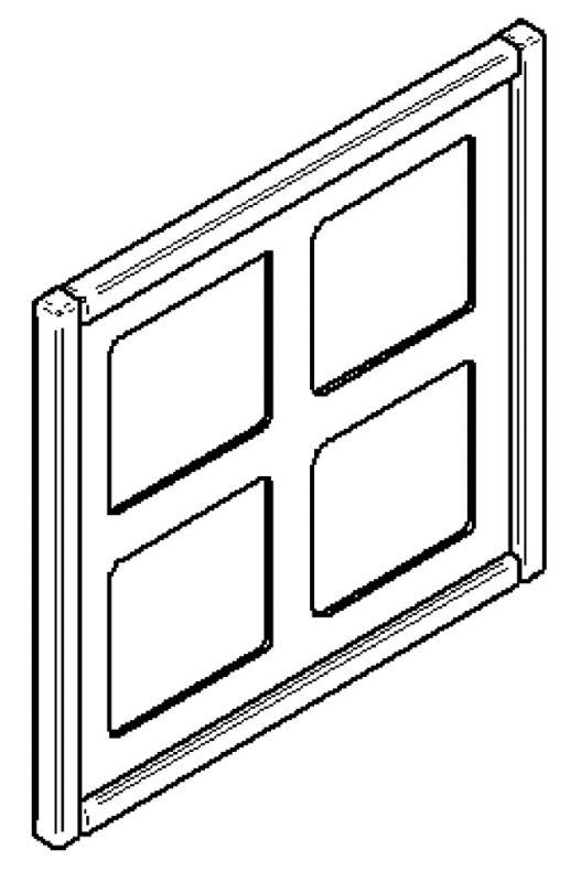 Fenster für MIKI PLUS
