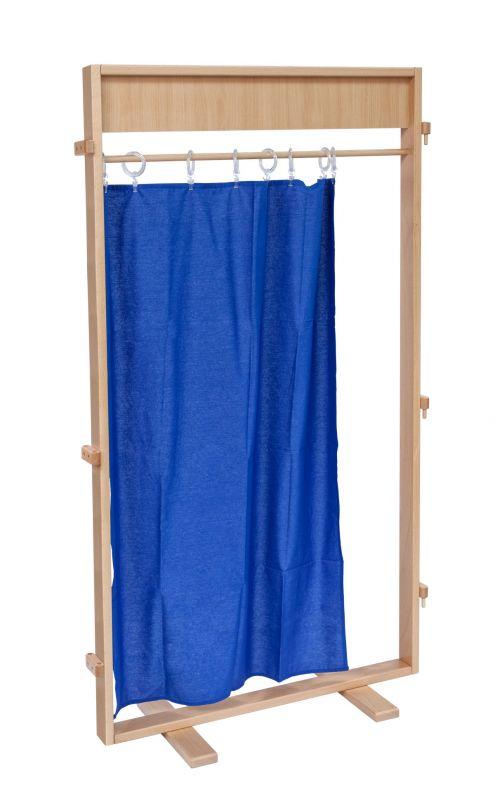 Stellwand Vorhang
