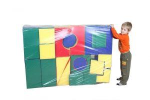 BRICK-BOX 22 segments, Farben mix