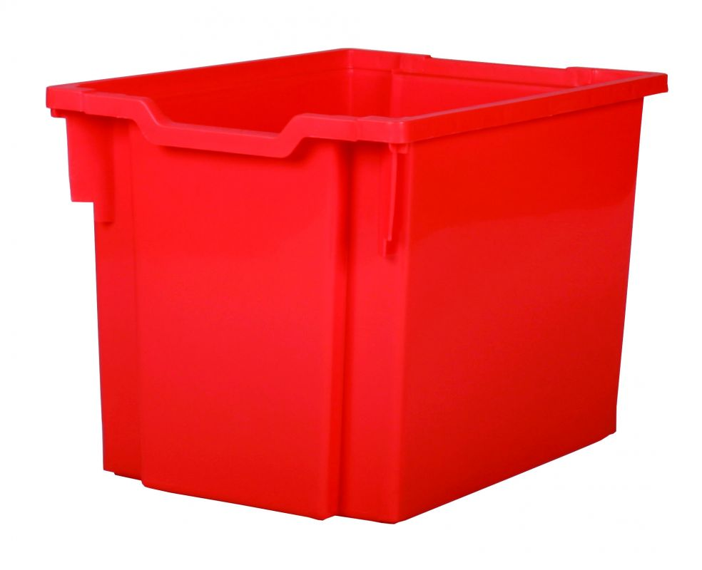 Plastik-box JUMBO - rot Gratnells