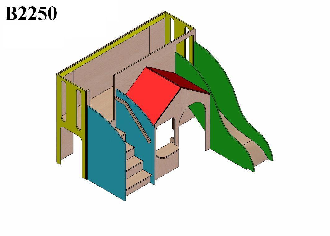 Spielburg B2250