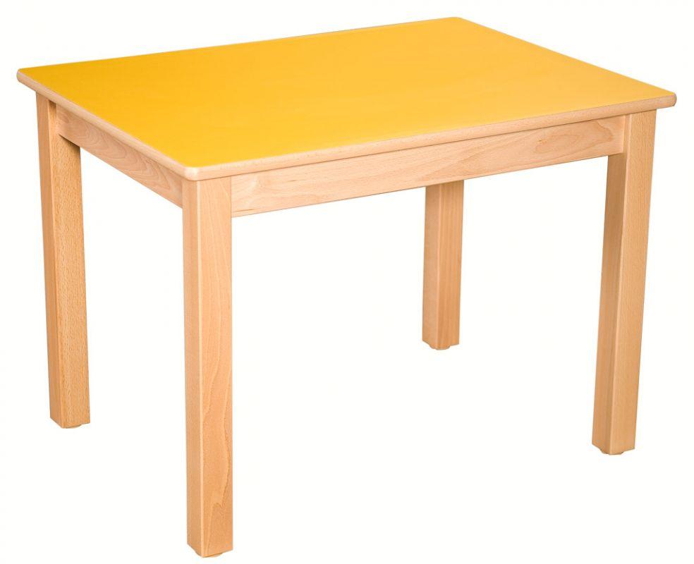 Tisch 80 x 60 cm