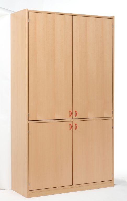 Korpusschrank mit 4 Türen