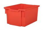 Plastik-box F25 EXTRA DEEP - rot