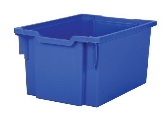 Plastik-box EXTRA DEEP - blau Gratnells