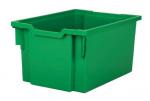 Plastik-box EXTRA DEEP - grün