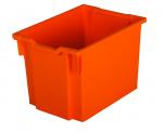 Plastik-box JUMBO - orange Gratnells